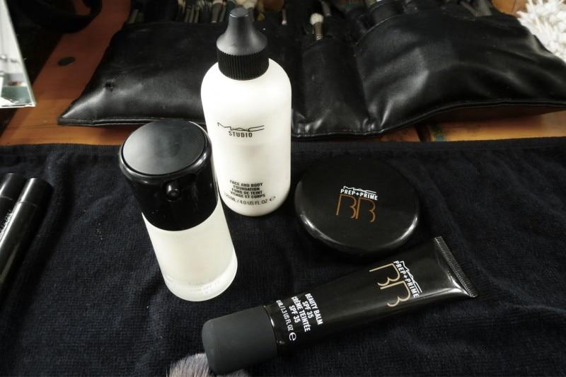 Backstage Vivienne Westwood: i prodotti make up