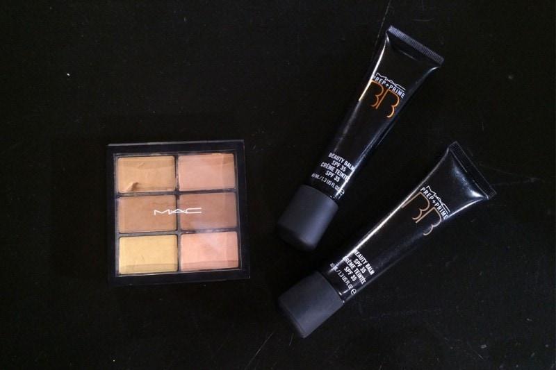 Backstage sfilata MSGM: i prodotti del make up