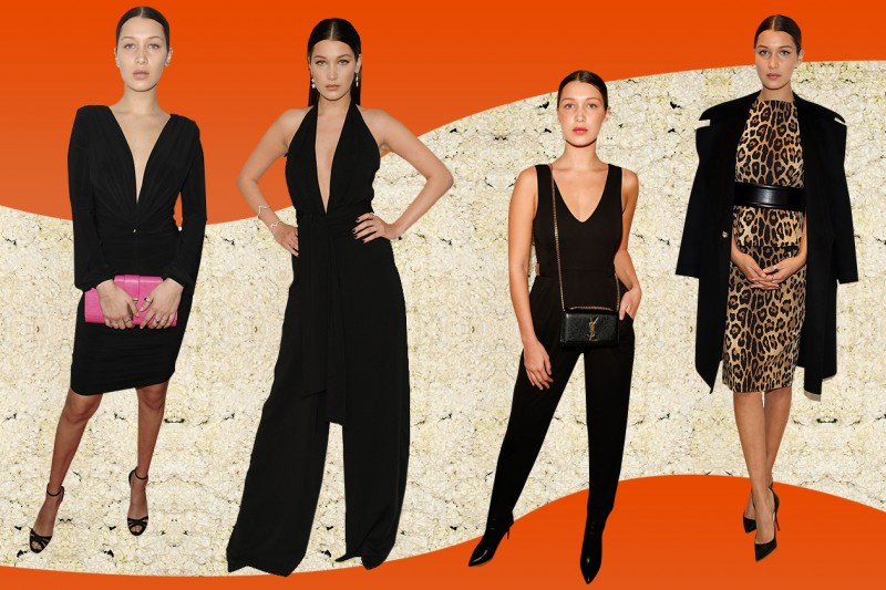 Bella Hadid: i Look più interessanti