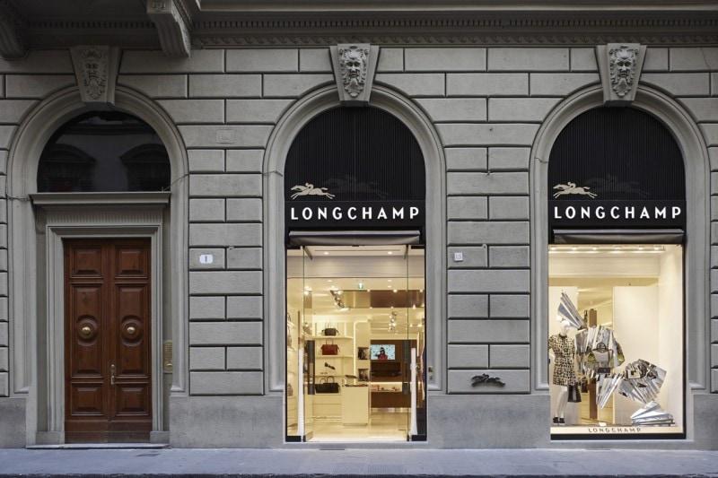 Boutique Longchamp Firenze 1