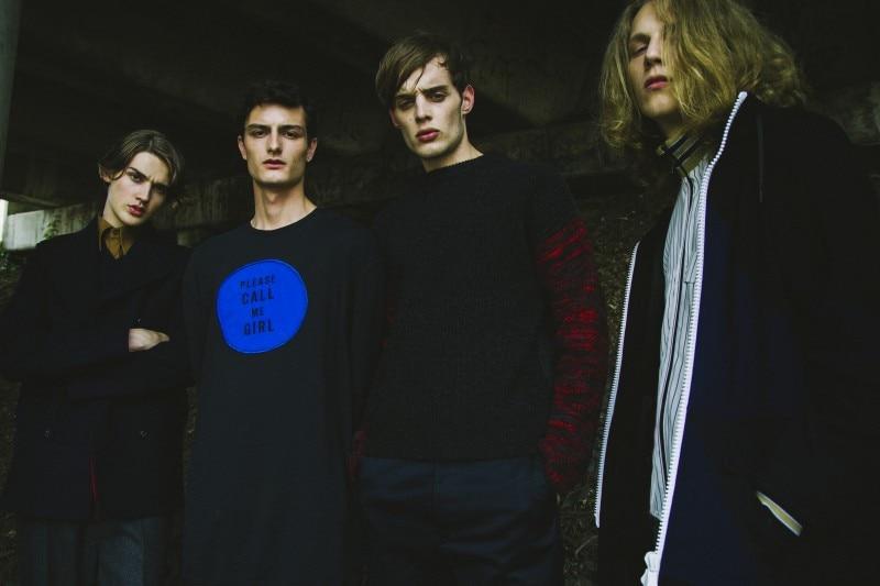 Boys, boys, boys: una preview delle tendenze uomo per l'Autunno-Inverno 2015-16