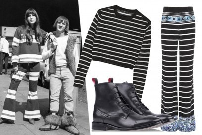 CHER LOOK 2: COMPLETO A RIGHE