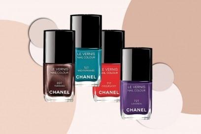 COLLEZIONI SMALTI ESTATE 2015: Chanel – Mediterranée