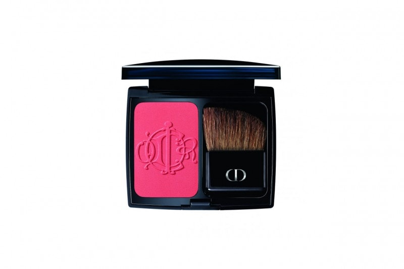 COME TRUCCARSI CON UN LOOK COLORATO EFFETTO RAINBOW: GLOWING ROSE CON DIOR BLUSH KINGDOM OF COLORS