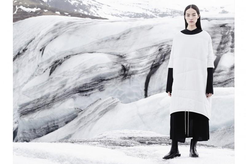Le campagne per l'Autunno-Inverno 2015: COS