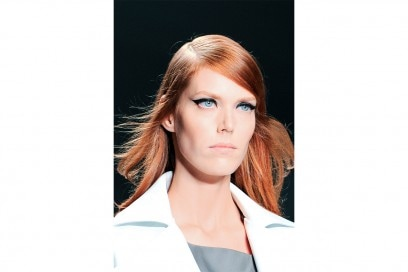 Capelli rossi e occhi azzurri: il trucco ideale – Occhi