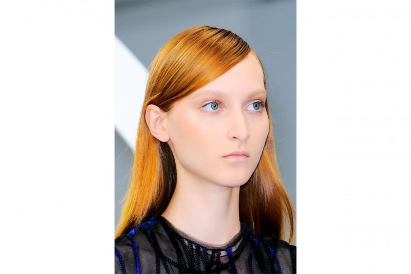 Capelli rossi e occhi azzurri: il trucco ideale – Viso