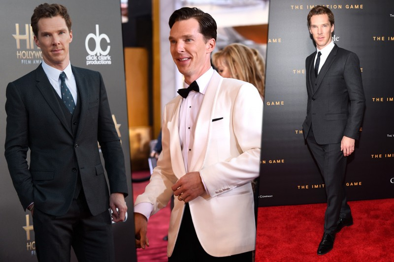 Celebrity Style. Il pettinato: Benedict Cumberbatch