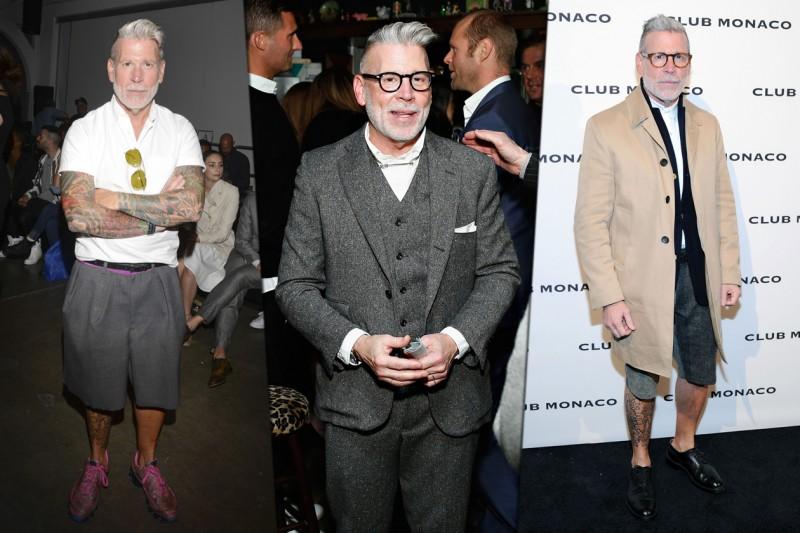 Celebrity Style. L'eccentrico: Nick Wooster