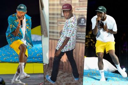 Celebrity Style. Lo skater boy: Tyler, The Creator