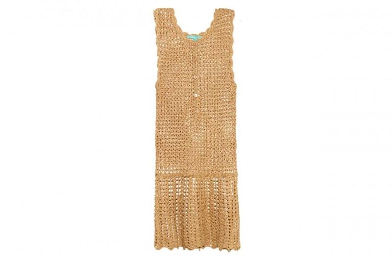 Come non vestirsi in città d'estate: abito crochet