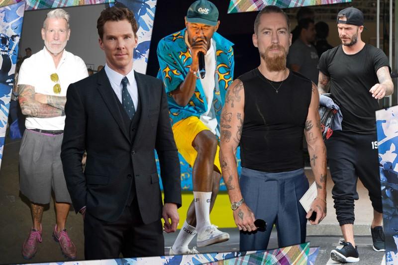 Come vestire il tuo uomo prendendo spunto dalle celebrity