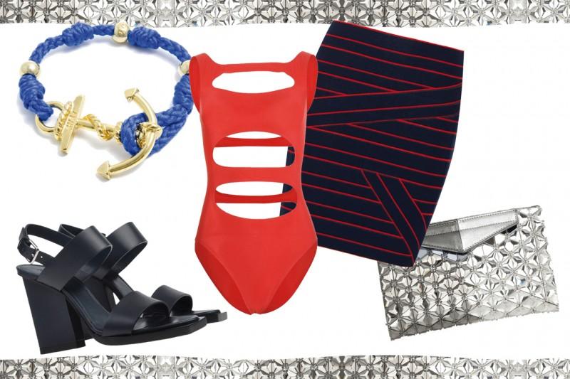 Costume in città: Look metropolitan sailor