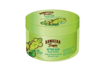 Doposole corpo: Hawaiian Tropic Aftersun Body Butter Lime Coolada