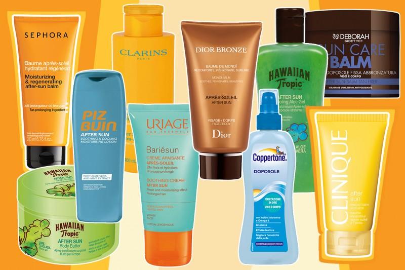 Doposole corpo: i prodotti per lenire e idratare dopo una giornata al mare selezionati da Grazia.it