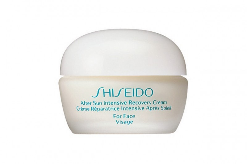 Doposole viso: After Sun Intensive Recovery Cream For Face di Shiseido