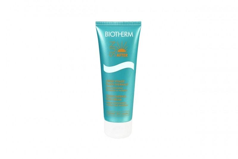 Doposole viso: Biotherm Sun After Crème Visage Oligo-Thermale