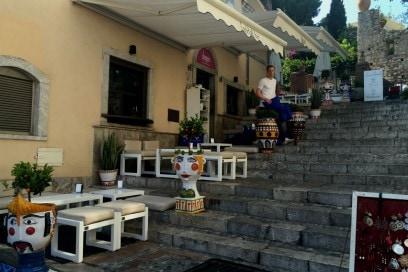 Dove prendere l'aperitivo a Taormina