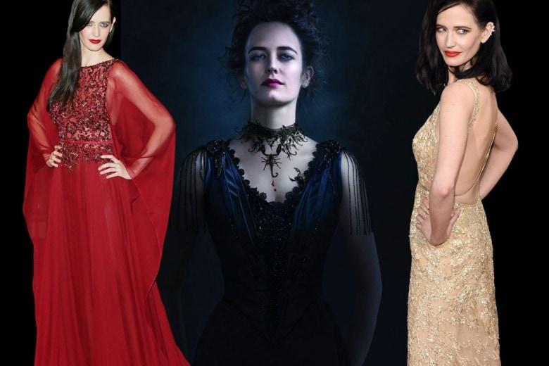 Eva Green: fashion icon dallo stile dark