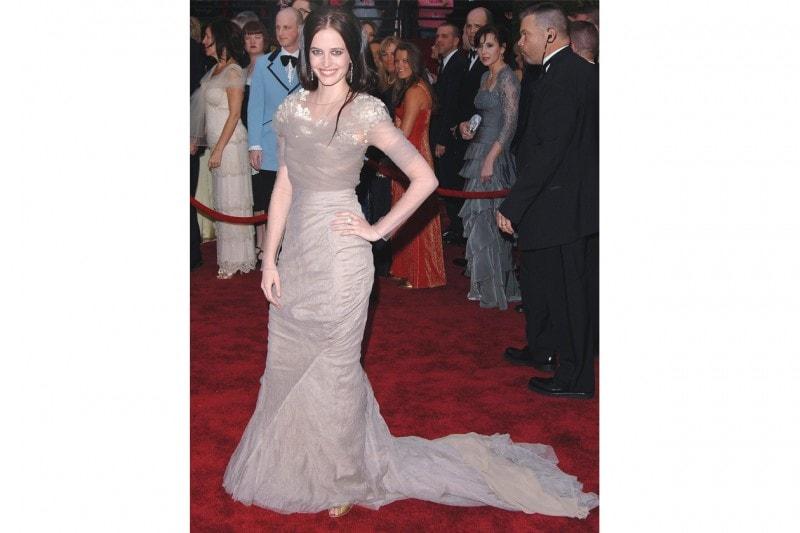 Eva Green: boho-chic per il gala