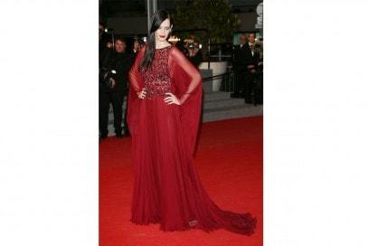 Eva Green: chic in Elie Saab