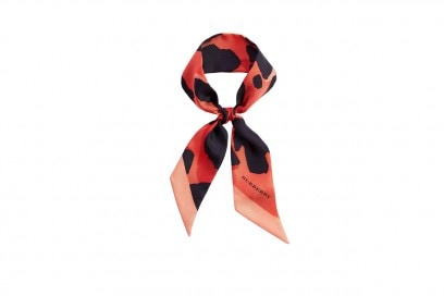 FOULARD: BURBERRY SHOES & ACCESSORIES