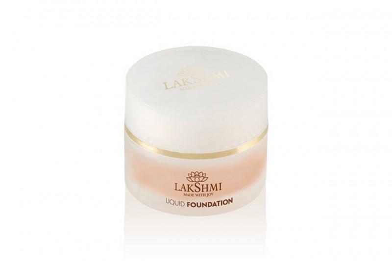 Fondotinta bio: Lakshmi Liquid Foundation