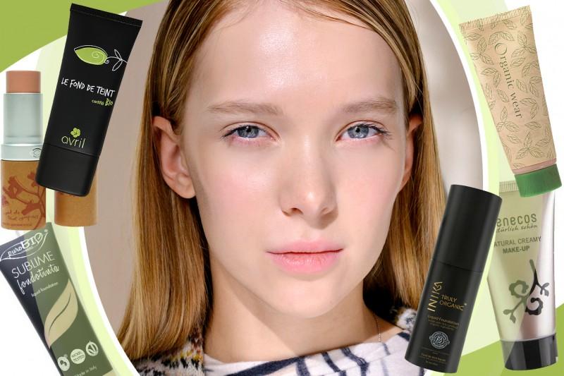 Fondotinta bio: il make up naturale fluido e in crema