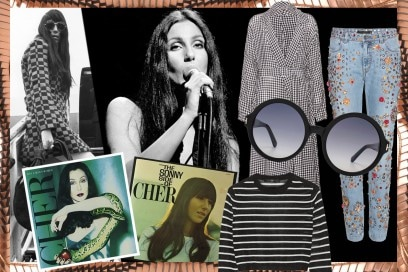 Get the #Throwback look: Cher e lo stile anni 60