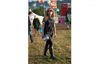 Glastonbury festival 2015: i look