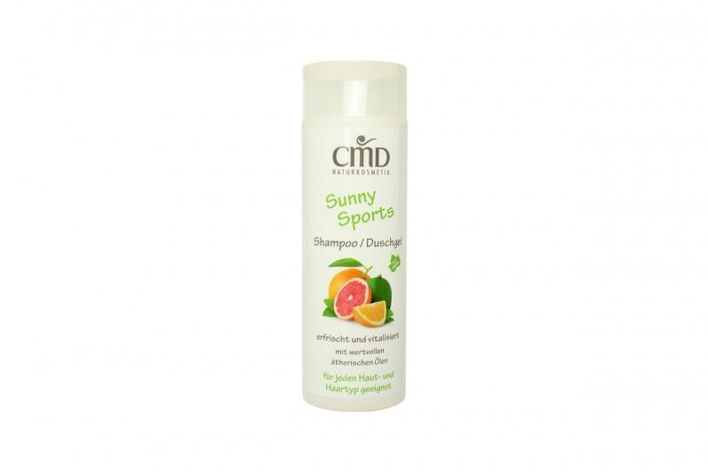 Gli shampoo-doccia doposole: CMD Sunny Sports Shampoo & Gel doccia