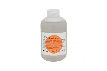 Gli shampoo-doccia doposole: Davines Essential Haircare SU Hair&body Wash