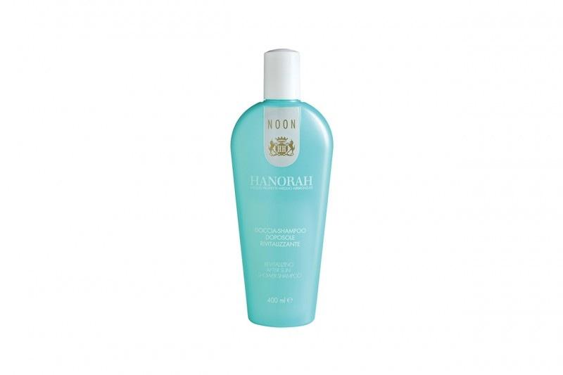 Gli shampoo-doccia doposole: Doccia-Shampoo Doposole Rivitalizzante di Hanorah