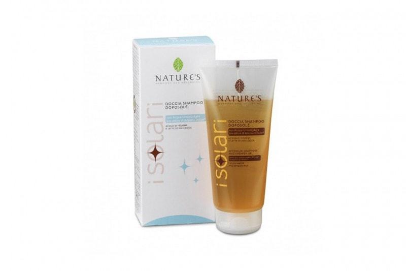 Gli shampoo-doccia doposole: Doccia shampoo doposole di Nature's