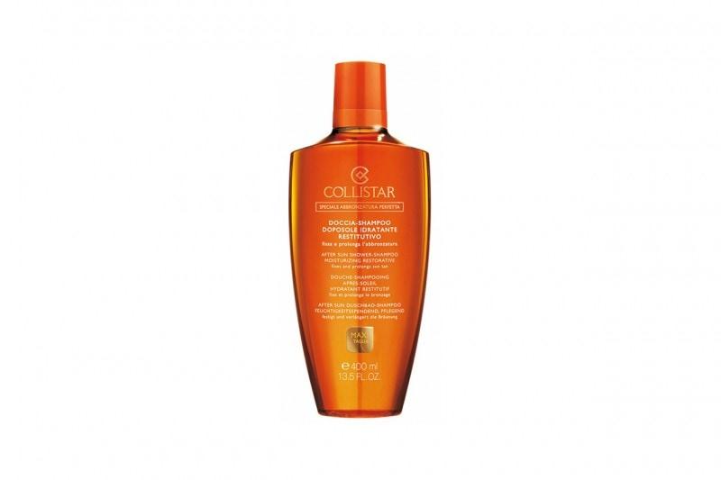 Gli shampoo-doccia doposole: Doccia-shampoo doposole idratante restitutivo di Collistar
