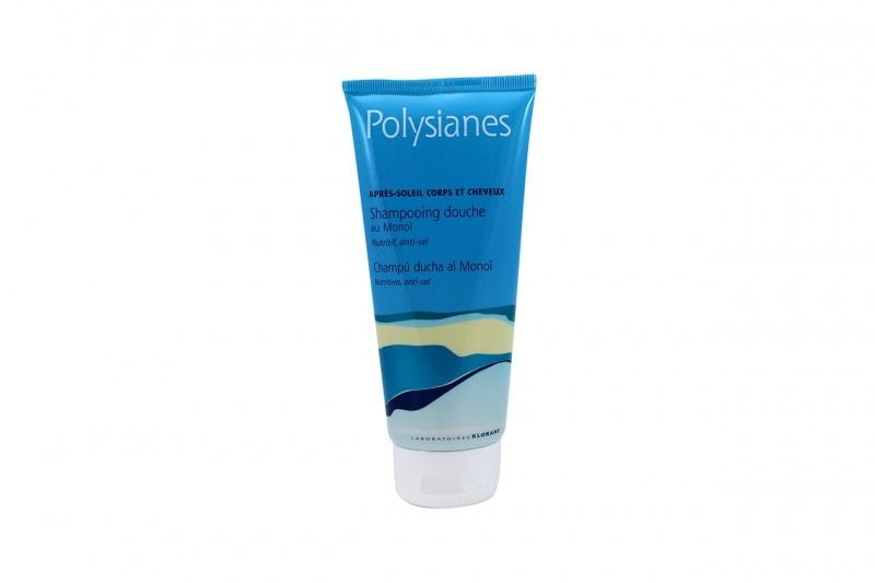 Gli shampoo-doccia doposole: Klorane Les Polysianes Shampoo doccia al Monoi doposole