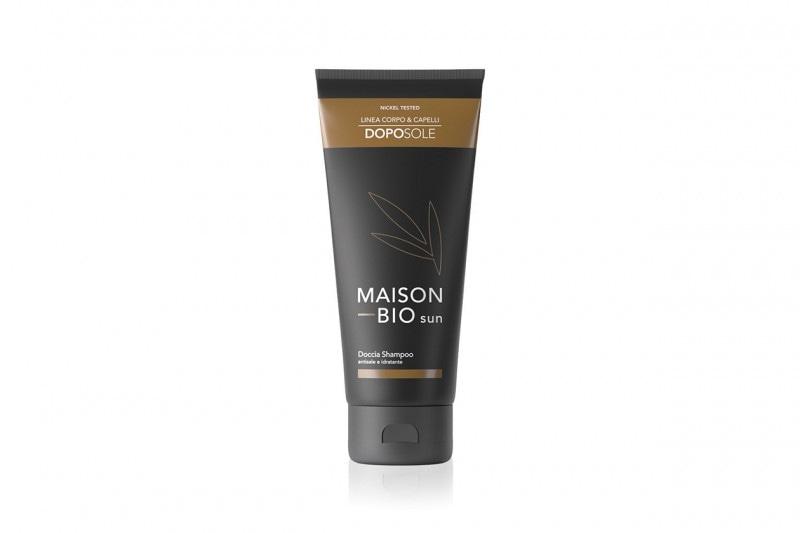 Gli shampoo-doccia doposole: Maison Bio Doccia Shampoo antisale e idratante