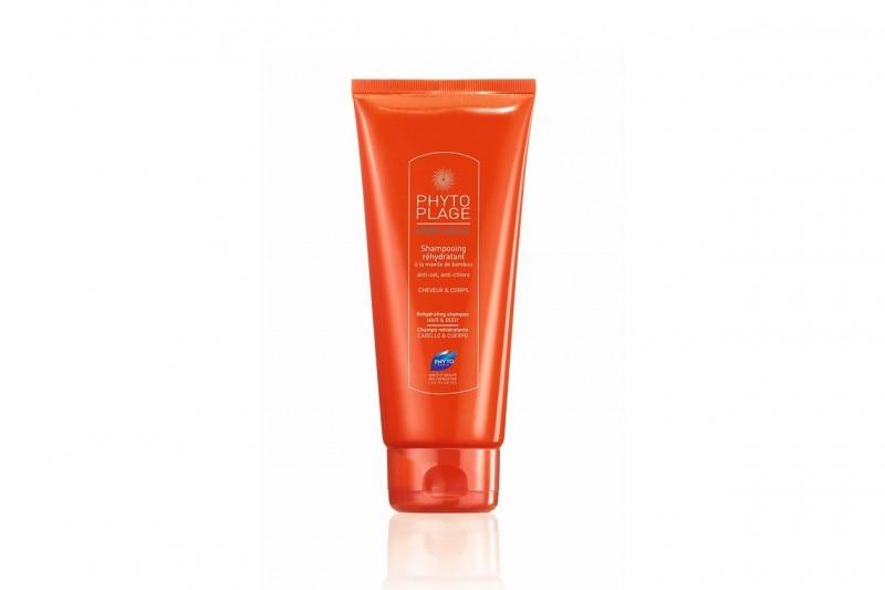 Gli shampoo-doccia doposole: Phytoplage Shampoo-Doccia Doposole Reidratante di Lierac