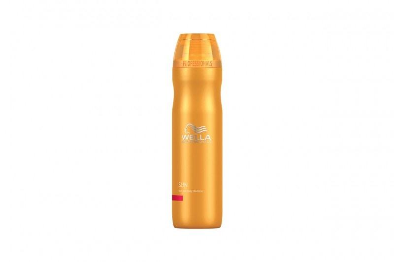 Gli shampoo-doccia doposole: Wella Professionals Sun Hair e Body Shampoo
