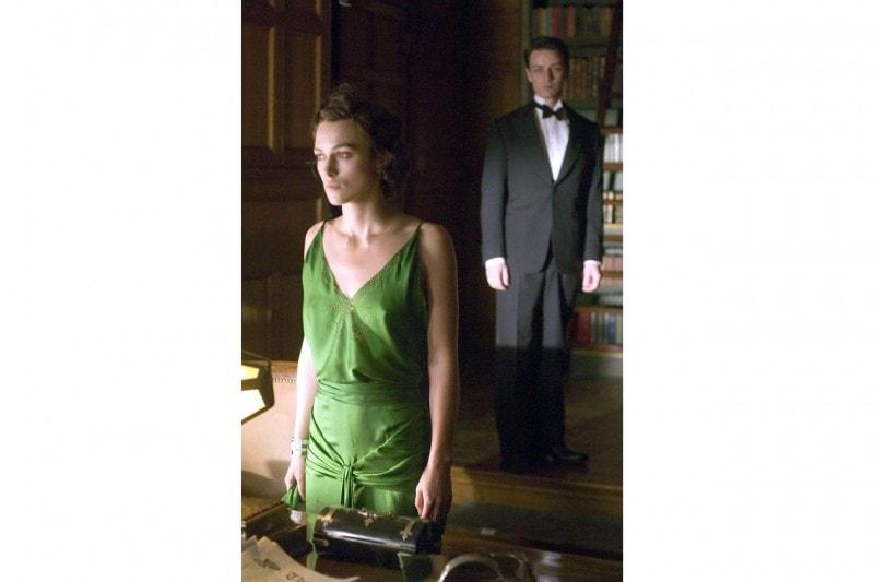 I film da vedere se amate la moda: Espiazione (2007)
