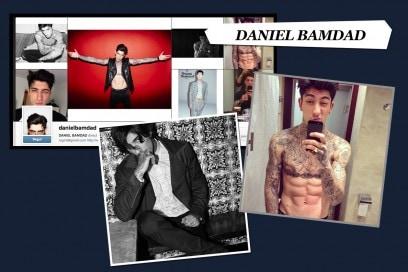 I modelli da seguire su Instagram: daniel bamdad