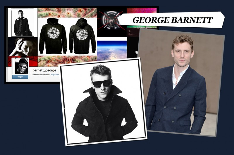 I modelli da seguire su Instagram: george barnett