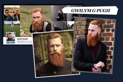 I modelli da seguire su Instagram: gwilym c.pugh