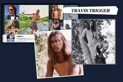 I modelli da seguire su instagram: travis trigger