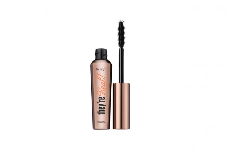 I nuovi mascara dell'estate 2015: They're real Mascara in Beyond Brown di Benefit