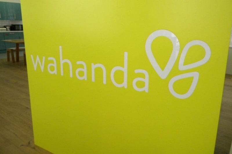 Il logo di Wahanda
