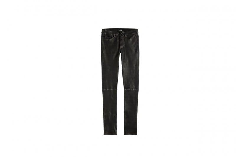 Il pantalone di pelle: The Kooples