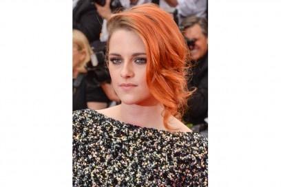 Kristen Stewart capelli: rosso rame