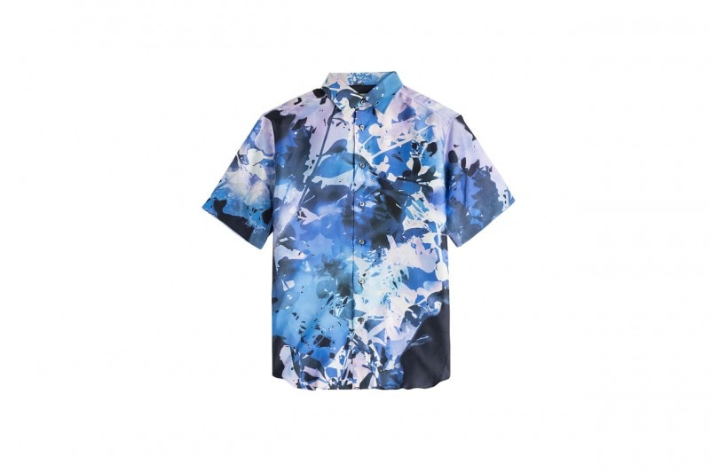 La camicia fantasia: Brioni
