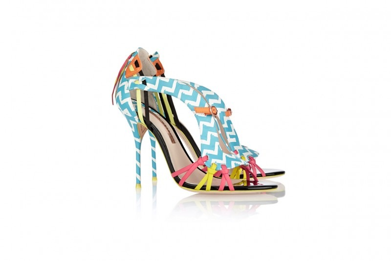 La scarpa amuleto: Sophia Webster